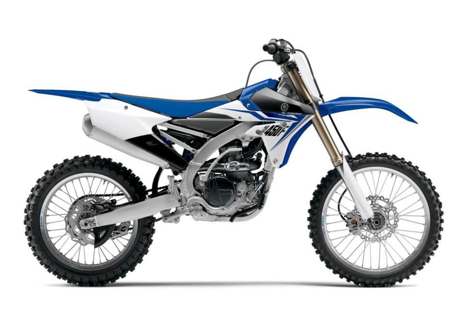 YZF 450 -2014