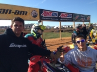 AMA ATV: DESTACADA ACTUACION NACIONAL EN MUDDY CREEK