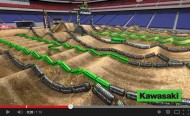 AMA SX 2014:VUELTA VIRTUAL HOUSTON