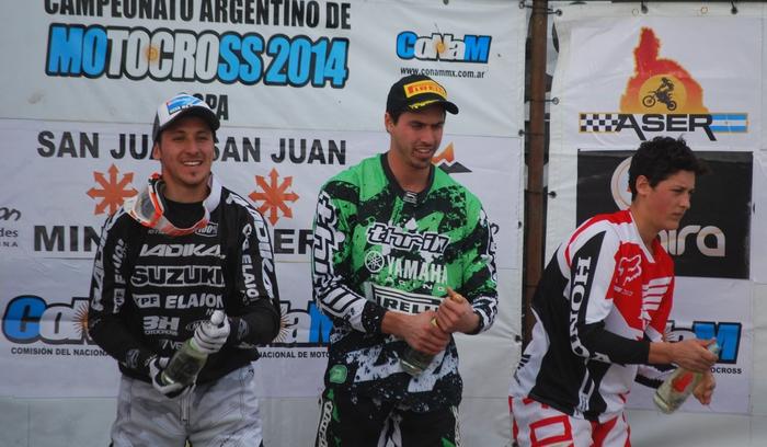 Campeonato de motocross cordobes 2014 elhouz