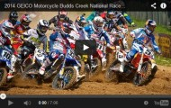 AMA MX 2014: LO MEJOR DE BUDDS CREEK EN VIDEO