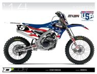 MXDN 2014: LAS GRAFICAS DEL TEAM USA