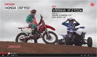 MX VS ATV:  TREY CANARD VS THOMAS BROWN