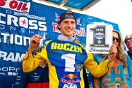 AMA MX NATIONALS: ROCZEN CAMPEON 450!