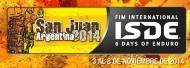 SIX DAYS ARGENTINA 2014:LANZAMIENTO OFICIAL Y TRAMOS DECARRERA.