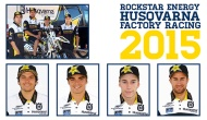 HUSQVARNA USA: TEAM USA MX/SX 2015
