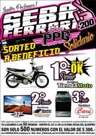 #200: SORTEOS A BENEFICIO DEL PILOTO SEBASTIANFERRARI