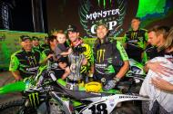 MONSTER ENERGY CUP :INFORME Y  CARRERAS EN VIDEO