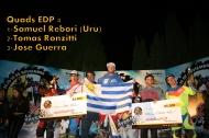EDP 4 QUADS: SAMUEL REBORI SE LLEVA LA COPA AURUGUAY!
