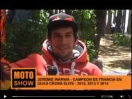 MOTOSHOW: LA NOTA A JEREMIE WARNIA EN EL EDP4