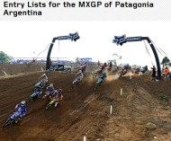 MXGP 2015:  LISTA OFICIAL DE INSCRIPTOS PARA MXGPARGENTINA
