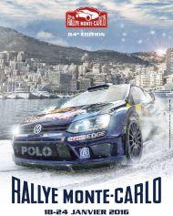 WRC  2016: MONTE CARLO A LA VISTA – COBERTURA DE DAMIANSALTIVA