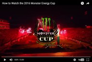 MONSTER ENERGY 2016 CUP: TRANSMISION EN VIVO!