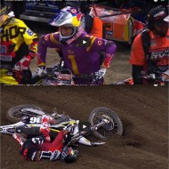 SUPERCROSS 2017: ROUND 7 / HIGHLIGHTS MINNEAPOLIS